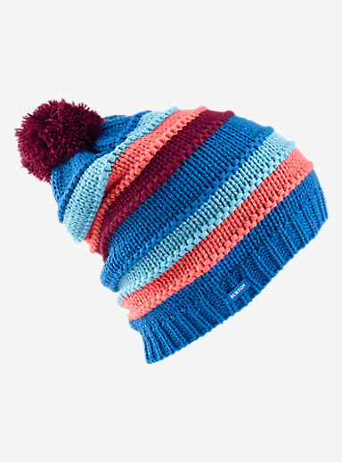 Burton Candystripe Beanie shown in Scuba