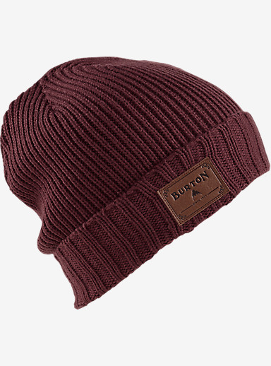 Burton Gringo Beanie shown in Wino