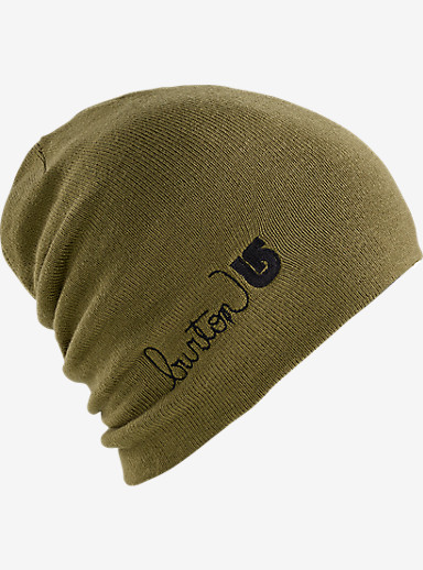 Burton Belle Beanie shown in Algae / True Black