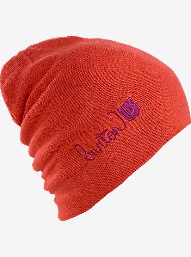 Burton Belle Beanie shown in Tropic / Grapeseed