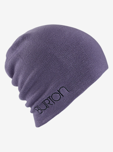 Burton Belle Beanie - Reversible shown in Space Dust / Mood Indigo