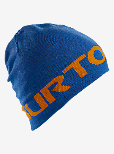 Burton Boys' Billboard Beanie - Reversible shown in Glacier Blue / Maui Sunset