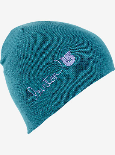 Burton Girls' Belle Beanie shown in Sorcerer / Periwinks