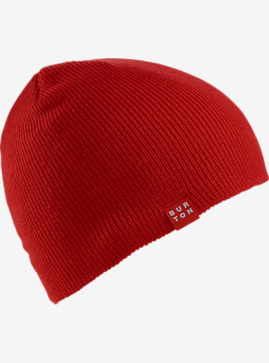 Burton Boys' All Day Long Beanie shown in Process Red