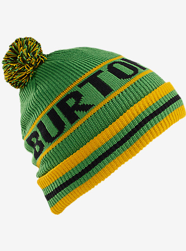 Burton Boys' Trope Beanie shown in Slime