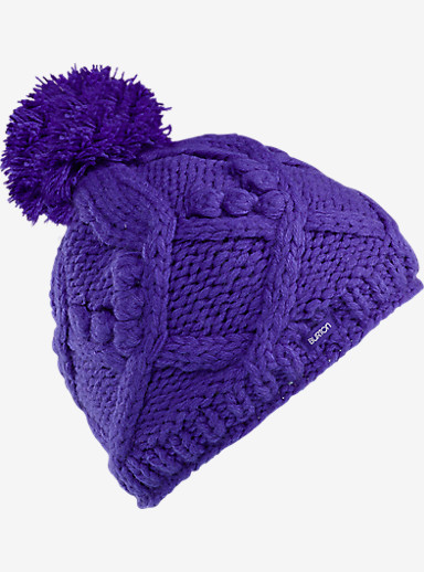 Burton Girls' Chloe Beanie shown in Sorcerer