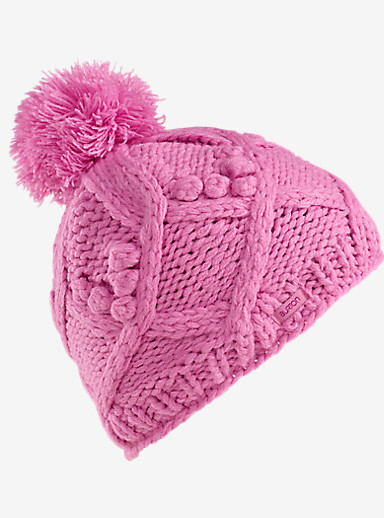 Burton Girls' Chloe Beanie shown in Suga Suga