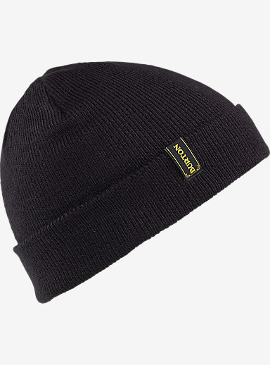 Burton Boys' Kactusbunch Beanie shown in True Black