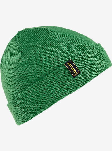 Burton Boys' Kactusbunch Beanie shown in Slime