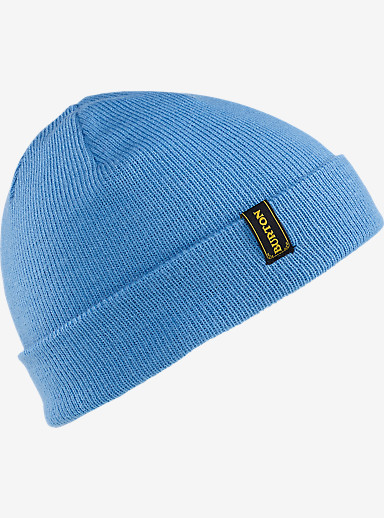 Burton Boys' Kactusbunch Beanie shown in Blue Steel
