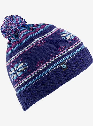 Burton Girls' Talini Beanie shown in Spellbound