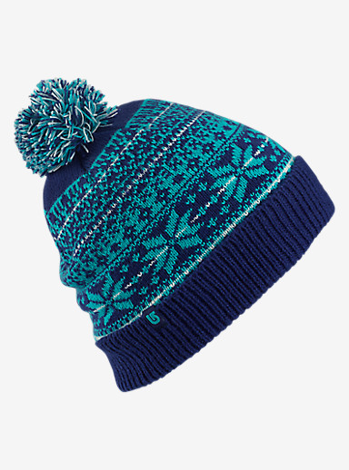 Burton Girls' McKennzie Beanie shown in Spellbound