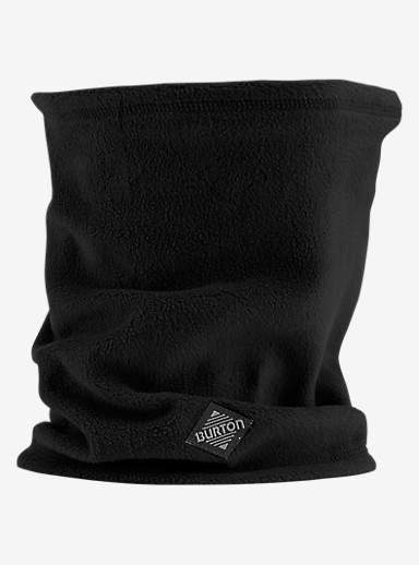 Burton Kids' Neck Warmer shown in True Black