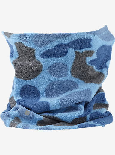 Burton Youth Neck Warmer shown in Blue Steel Duck Hunter Camo