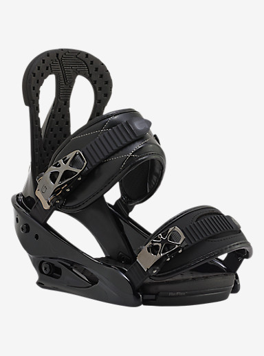 Burton Citizen Snowboard Binding shown in Black