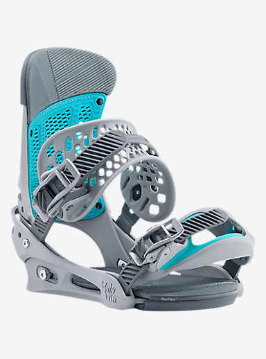 Burton Malavita Snowboard Binding shown in Grayed Out
