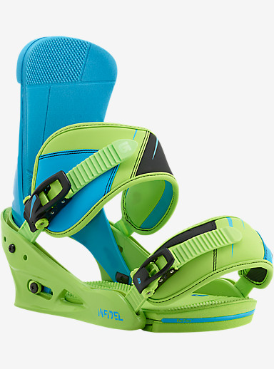Burton Infidel Snowboard Binding shown in Flippy Floppy