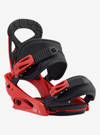 Burton - Fixations de snowboard Mission Smalls affichage en El Rojo