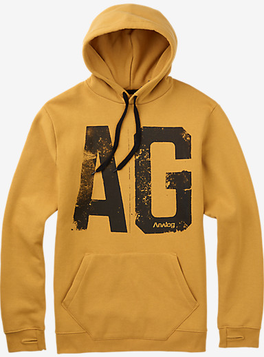 Analog Agent Pullover Hoodie  shown in Nomad