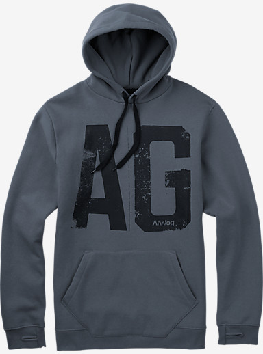 Analog Agent Pullover Hoodie  shown in Faded