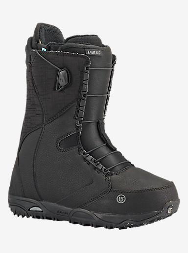 Burton Emerald Snowboard Boot shown in Black