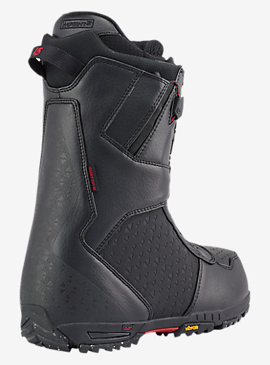 Burton Imperial Snowboard Boot shown in Black / Red