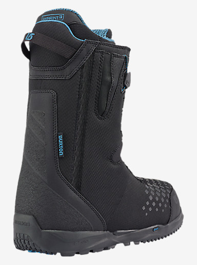 Burton AMB Snowboard Boot shown in Black / Blue