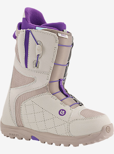 Burton Mint Snowboard Boot shown in Desert Purple