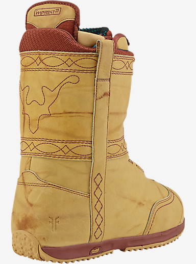 Burton x Frye® Boa® Snowboard Boot shown in Stitching Horse