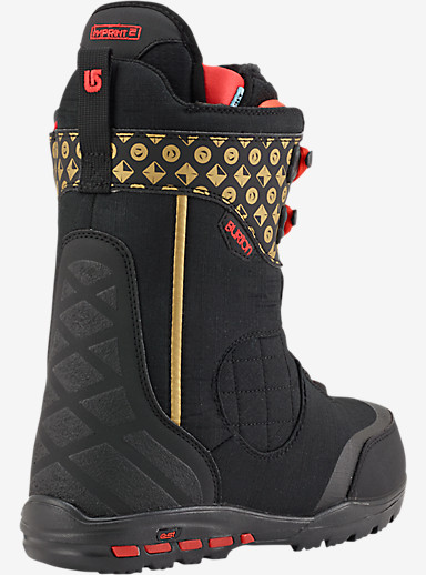 Burton Sapphire Snowboard Boot shown in Black / Multi
