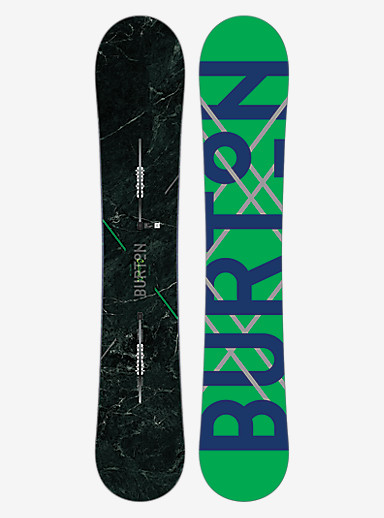 Burton Custom X Snowboard shown in 160