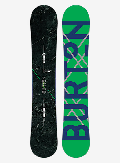 Burton Custom X Snowboard shown in 164