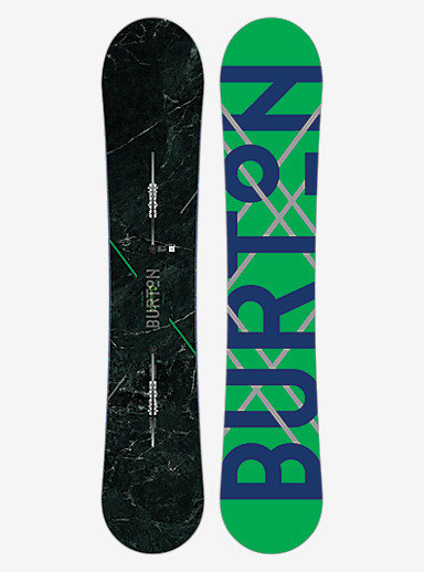 Burton Custom X Snowboard shown in 159W