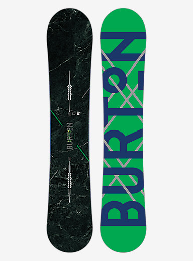 Burton Custom X Snowboard shown in 162W