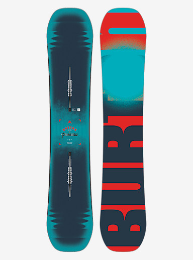 Burton Process Snowboard shown in 155