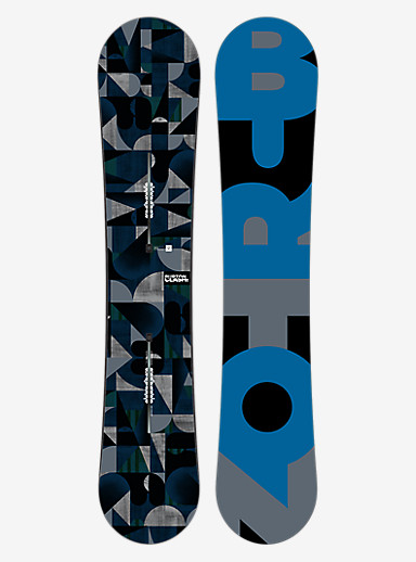 Burton Clash Snowboard shown in 151