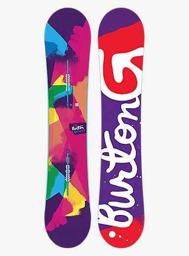 Burton Genie Snowboard shown in 147