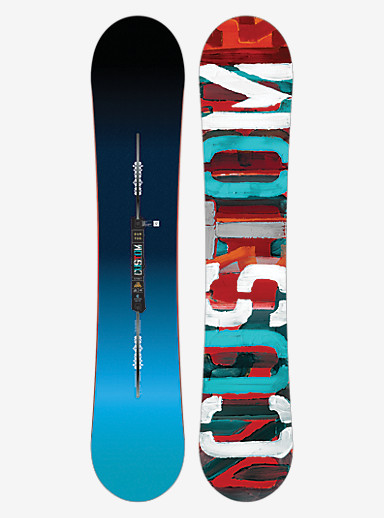 Burton Custom Flying V Snowboard shown in 148