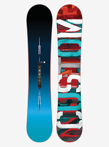 Burton Custom Flying V Snowboard shown in 160