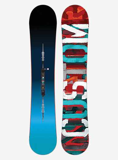 Burton Custom Flying V Snowboard shown in 169W