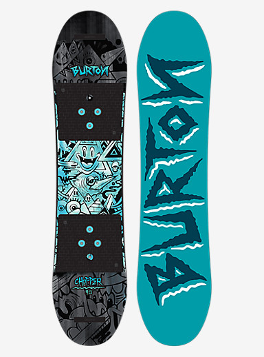 Burton Chopper Snowboard shown in 90