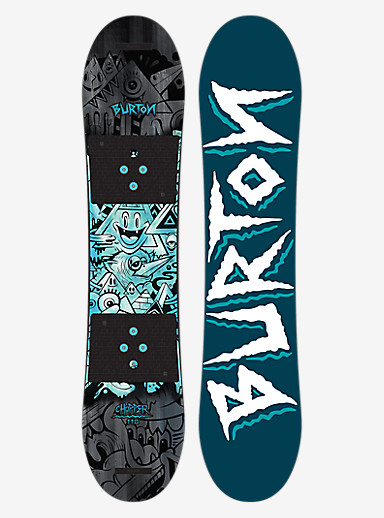 Burton Chopper Snowboard shown in 110