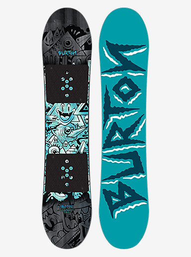Burton Chopper Snowboard shown in 130