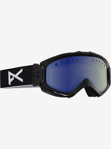anon. Majestic Goggle shown in Frame: Black, Lens: Blue Lagoon