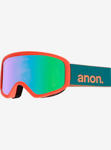 anon. Insight Goggle shown in Frame: Candy, Lens: Green Solex