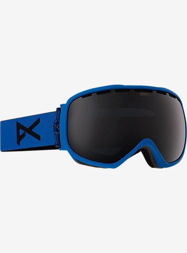 anon. Insurgent Goggle shown in Frame: Blue, Lens: Dark Smoke