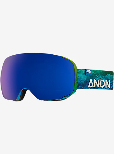 anon. M2 Goggle shown in Frame: Tatonka, Lens: Blue Cobalt