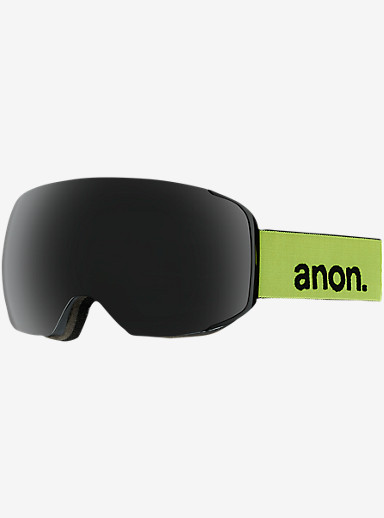 anon. M2 Goggle shown in Frame: Meringue, Lens: Dark Smoke