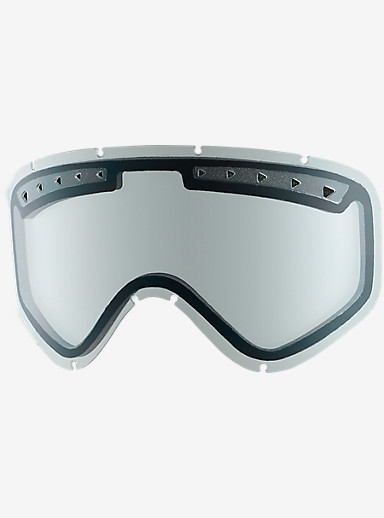 anon. Tracker Goggle Lens shown in Clear