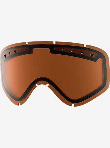 anon. Tracker Goggle Lens shown in Amber